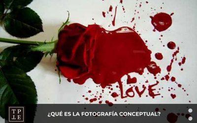 ¿Qué es la fotografía conceptual?